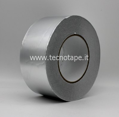 Nastro adesivo in alluminio opaco